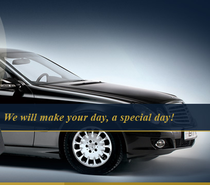 Adam Limousine Service Dallas. We will make your day, a special day!